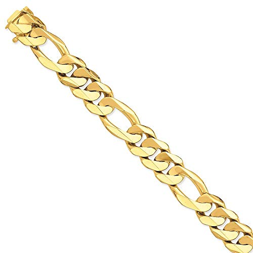 14K Yellow Gold 15.7 MM...