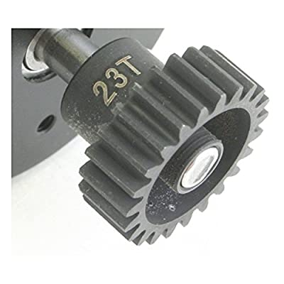 Hot Racing NSG3223 23t Steel 32p Pinion Gear 5mm Bore