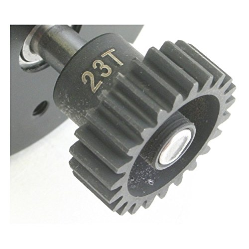 Hot Racing NSG3223 23t Steel 32p Pinion Gear 5mm Bore ()