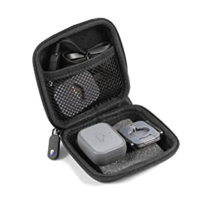 CASEMATIX Case Compatible with Whistle 3 GPS Pet Tracker, Findster Duo Activity Monitor and Accessories, Includes Case Only 3