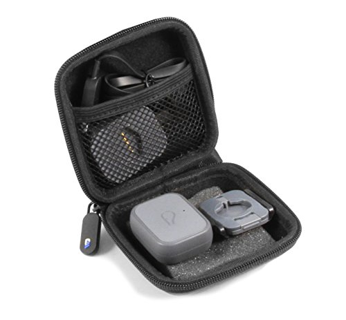CASEMATIX Case Compatible with Whistle 3 GPS Pet Tracker, Findster Duo+ Activity Monitor and Accessories - Includes CASE ONLY