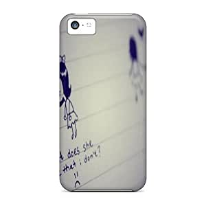 fenglinlinNew Hard Cases Premium ipod touch 5 Skin Cases Covers(what Does She)