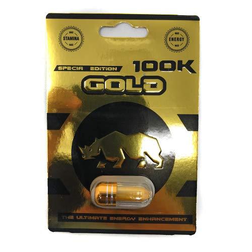 Special Edition Gold 100K Enhancement 24 Pills