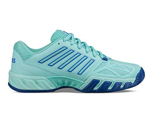 t 3 Womens Tennis Shoe (Aruba Blue/Dazzling Blue, 8.5 B(M) US) ()