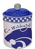 Memory Company COL-KAS-618 Kansas State Wildcats Game Day Cookie Jar
