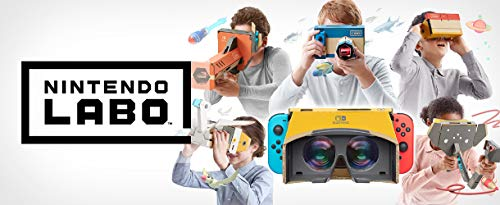 Nintendo Labo Toy-Con 04: VR Kit -Switch Japanese Ver. 7