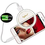 Best Spotlight For IPhones - Raphycool Selfie Ring Light for iPhone, Circle Lighting Review
