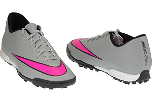 pink Nike 651649 shoes Mercurial Vortex TF Mens Grey II 060 IgIwzxqr