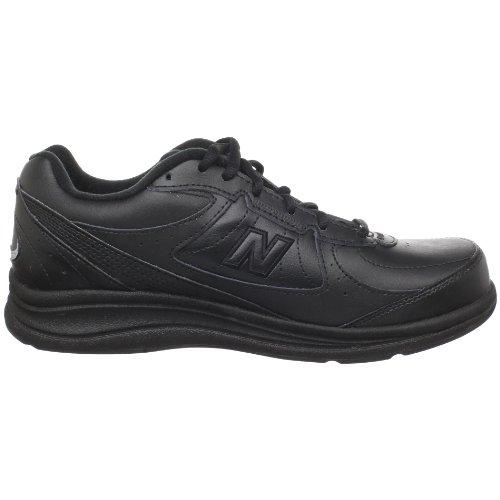 New Balance MW577caminar zapatos del hombre, color negro, talla 45 EU