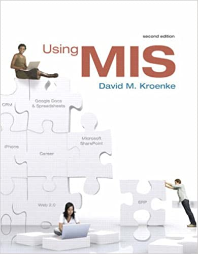 Using mis 2nd edition david kroenke 9780138132484 amazon books fandeluxe Choice Image