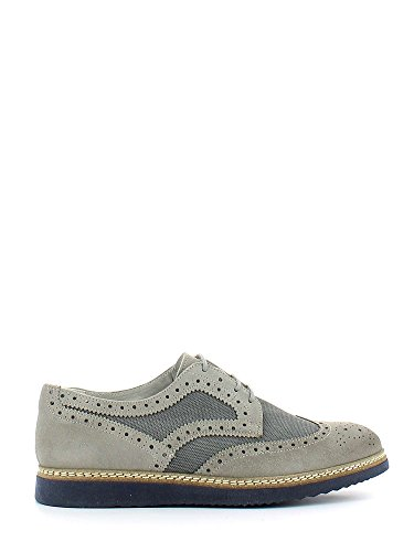 Soldini 19492 2 S37 Lace-up heels Man Grau
