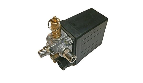Ridgid OF50150TS Compressor Replacement Pressure Switch # 079027013078
