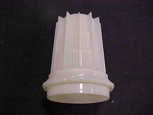 Kenmore 7077870 Water Softener Distributor Top Genuine Original Equipment Manufacturer (OEM) Part Cream