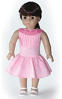 """Doll Clothes 18/"""" Nightgown Carpatina Pink Fits American Girl Dolls"""