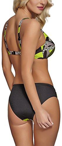 Modellante 16dk Corpo FR3D1 Modello Feba Set per Bikini Donna B6BAnx
