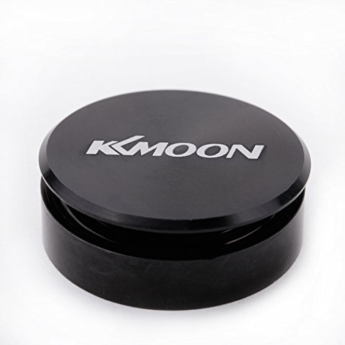 KKmoon Rear Wiper Delete Kit Block Off Plug Cap for Honda - Black