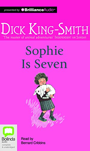 Sophie is Seven by Bolinda Audio