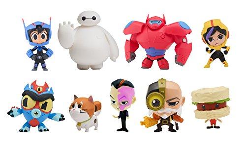 Big Hero 6 Disney's The Series Miniature Figure Single Blind Pack, Series 1]()