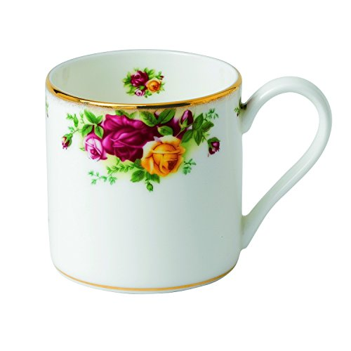Royal Albert 40006673 Old Country Roses Modern Mug, Multicolor Bone China Tea Mug