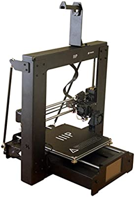 [Gulfcoast Robotics] Rear Mounted Z-Brace Frame Support Kit for Wanhao  Duplicator i3 Plus and Maker Select Plus 3D Printers