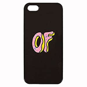 Odd Future Pattern Image Protective iphone 5S / iPhone 5 Case Cover Hard Plastic Case for iPhone 5 5S