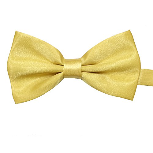 yellow bow ties - 4