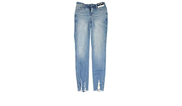 635c2bc182b2 Hollister Women s Stretch High-Rise Mom Jeans HOW-37 at Amazon Women s Jeans  store