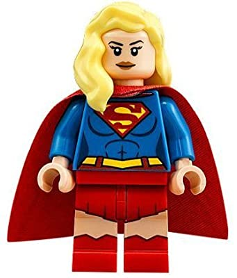 LEGO DC Supergirl Minifigure [Loose] by DC Comics