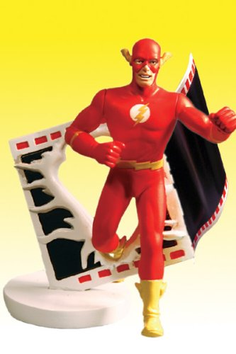 Who's Who Mystery Box Set 1: Flash Barry Allen (Showcase #1)