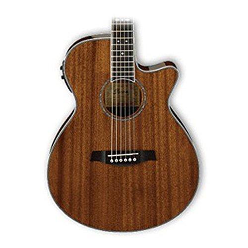 - Ibanez AEG12IINT Acoustic-Electric Guitar, Natural Finish