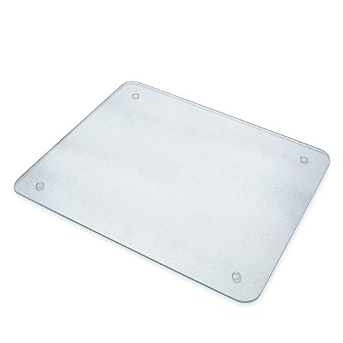(Chop-Chop Glass Cutting Board Or Counter Saver, 16 x 20 Inches)