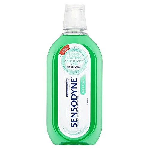 Sensodyne Extra Fresh Sensitive Care Mouthwash 500ml
