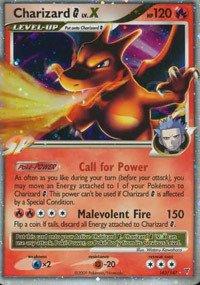 Pokemon - Charizard [G] LV.X (143) - Supreme Victors - Holo (Best Pokemon Lv X Cards)
