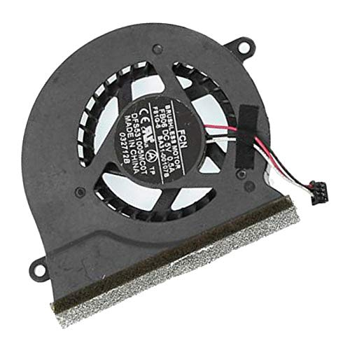 Hecho de Pl/ástico Gazechimp Ventilador de Refrigeraci/ón de CPU para Samsung NP300E7A NP300E5A Serie