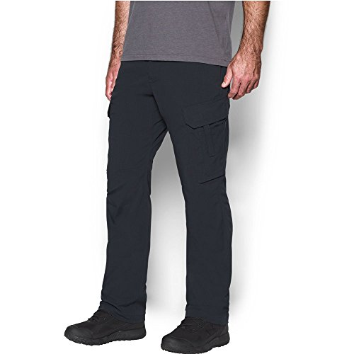 - Under Armour Men's Responder Pants, Size 34/32, Dark Navy Blue (465)