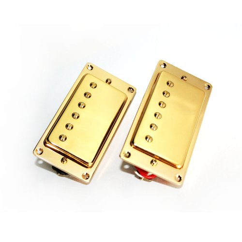 Surfing Gold Double Coil Humbucker Pickups Set for LG SG Guitar