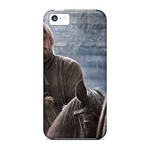 Pretty JIe906DVci Iphone 5c Case Cover/ Game Of Thrones - Jaime Lannister Series High Quality Case