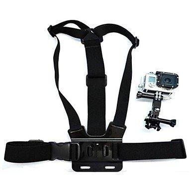 Amazon.com: Adjustable Chest Mount Harness Camcorder Shoulder Strap
