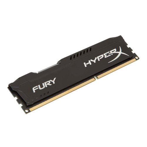 Kingston HyperX FURY 4GB 1333MHz DDR3 CL9 DIMM - Black (HX313C9FB/4)