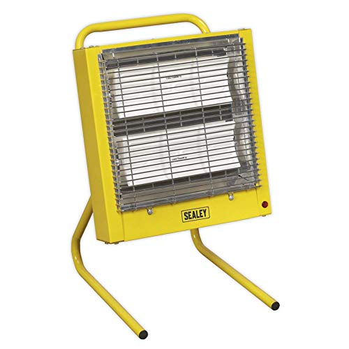 Sealey CH28110V Ceramic Heater 1.4//2.8kW 110V