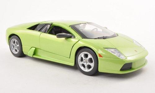 Lamborghini Murcielago Green 1/24 Diecast Model Car by Maisto