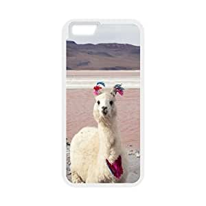 "Lycase(TM) Alpaca DIY Cell Phone Case, Alpaca Iphone 6 4.7"" Hard Back Case"