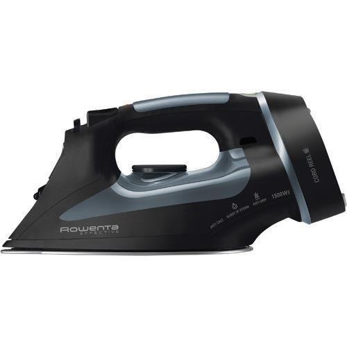 Rowenta DW1072 Effective Cord Reel Steam Iron (Rowenta Effective Cord Reel Iron compare prices)