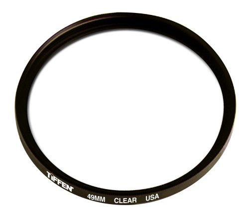 Tiffen 49CLR 49mm Clear Filter