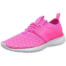 nike juvenate womens running trainers 724979 sneakers shoes (us 6.5, pink blast white 602)