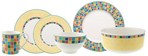 Villeroy & Boch Twist Alea Limone 18 pc set ()