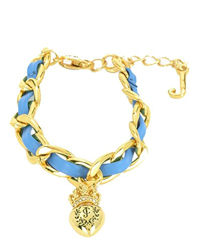 juicy-couture-duchess-crest-heart-woven-leather-bracelet-mainbocher-blue