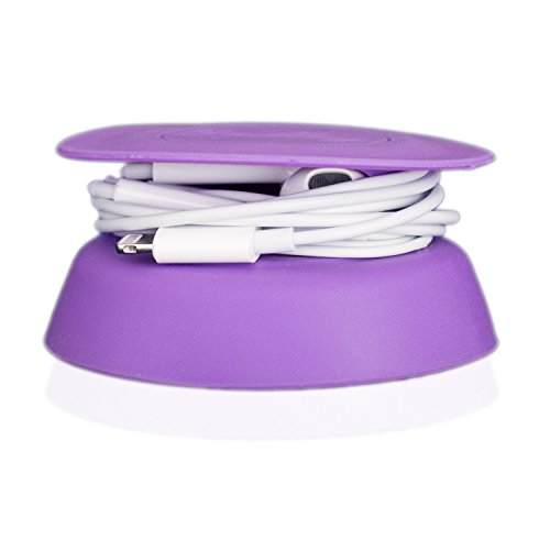 Budley Tangle Free Earphone Compact Silicone product image