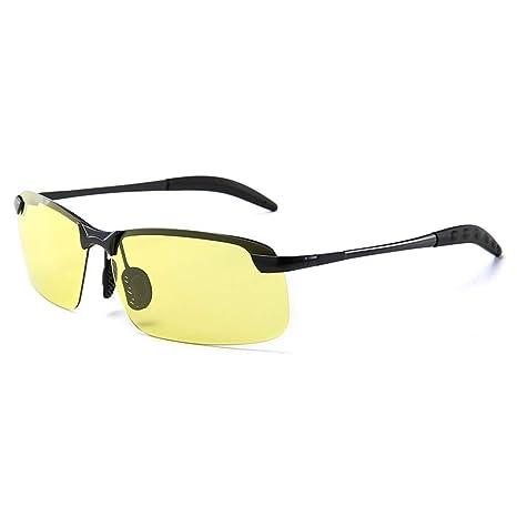 Gafas de Sol para Hombre, Gafas de Sol Polarizadas Clásicas ...