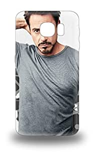Galaxy Cover 3D PC Case Robert Downey Jr American Male Marvel S The Avengers Compatible With Galaxy S6 ( Custom Picture iPhone 6, iPhone 6 PLUS, iPhone 5, iPhone 5S, iPhone 5C, iPhone 4, iPhone 4S,Galaxy S6,Galaxy S5,Galaxy S4,Galaxy S3,Note 3,iPad Mini-Mini 2,iPad Air )